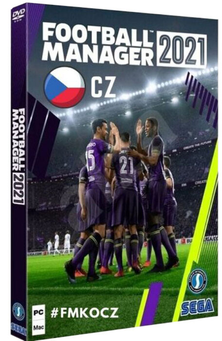 Football Manager2021 CZ