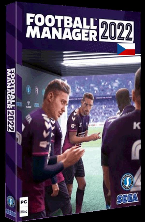 Football Manager 2022 Předobjednávky spuštěny včetně CZ verze